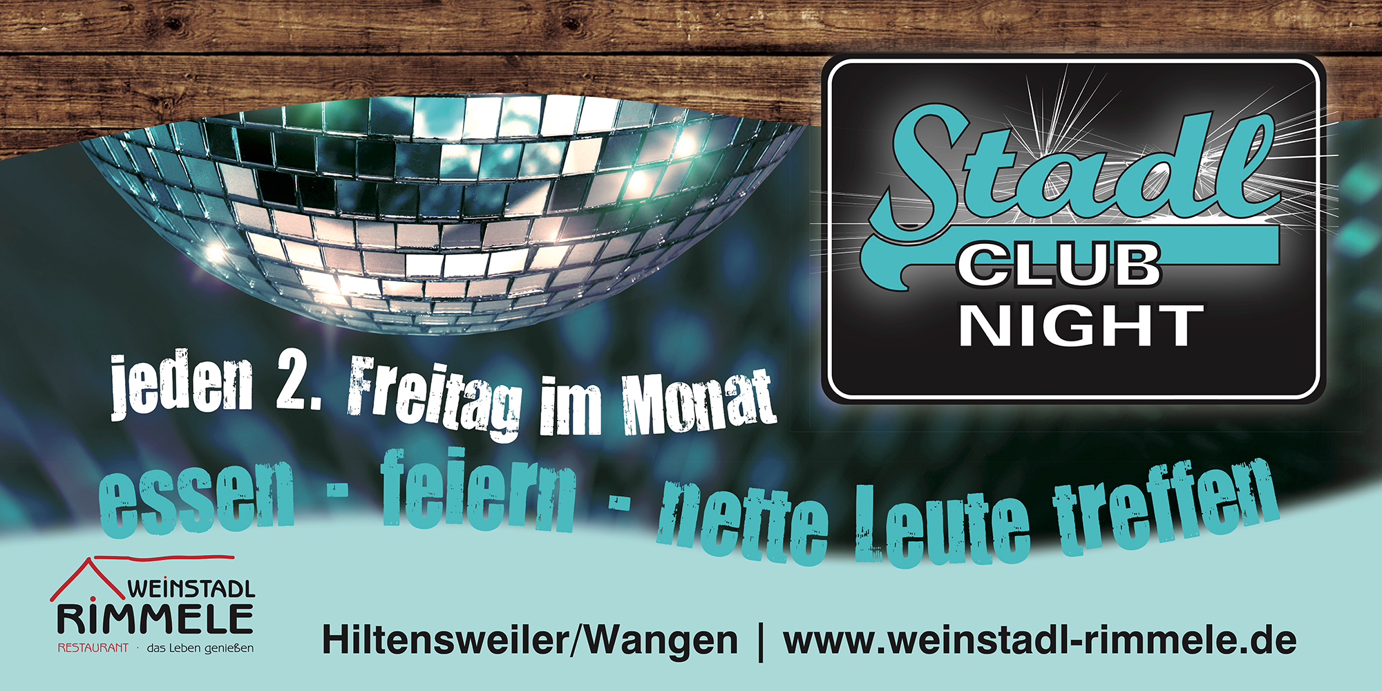 Stadl Club Night
